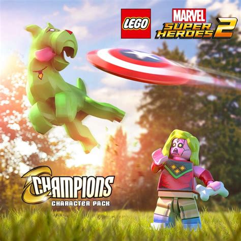LEGO Marvel Super Heroes 2: Champions Character Pack for