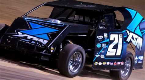 Dirt Modified Race Wrap | New Vision Graphics