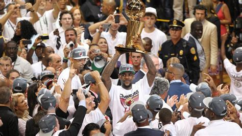Top Moments: LeBron wins his first NBA championship in