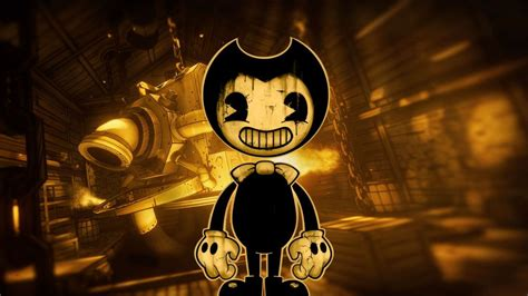 Survival Horror Game Bendy and the Ink Machine Launches On