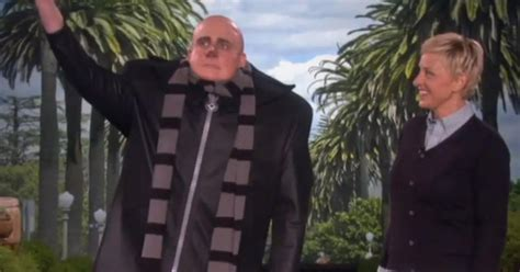 """Steve Carell appears as """"Despicable Me 2"""" character Gru on"""