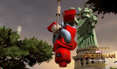 Lego Marvel Super Heroes 2 Will Feature Spider-Man
