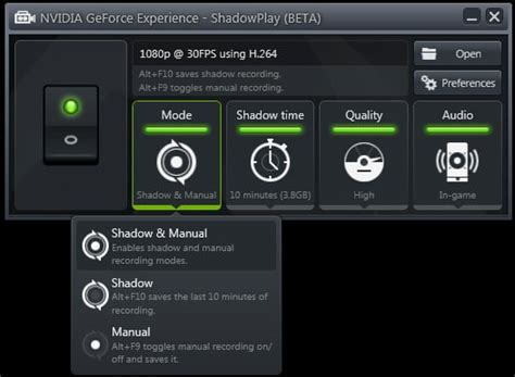 Capture Every Win With GeForce ShadowPlay   The Official