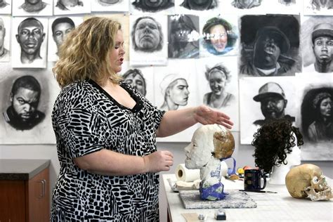 This is how a GBI forensic artist turns skulls into
