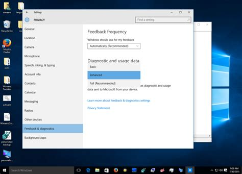 How to disable Telemetry and Data Collection in Windows 10