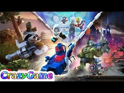 LEGO Marvel Super Heroes 2 Coming to PS4, Xbox & PC