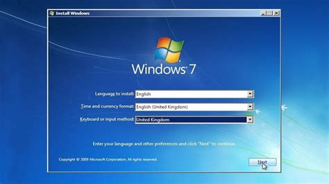 How To Boot Up Windows 7 From USB Or DVD-ROM On Laptops HP