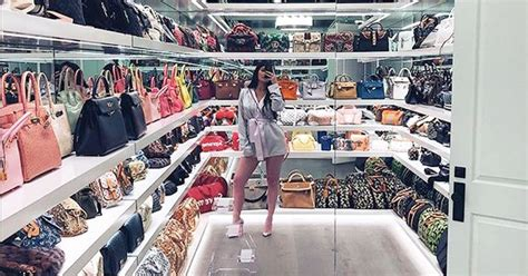 See Kylie Jenner's Amazing Birkin Bag Collection | Who