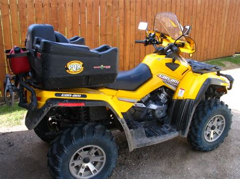 Windshields - Outlander discussion - can-am ATV Forums