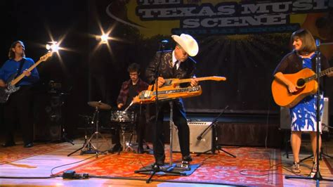 """Junior Brown performs """"Hang Up And Drive"""" Live on the"""