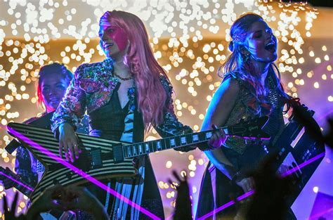 New Pictures of Jem and the Holograms, the live-action